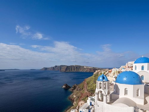 La Maltese Oia Luxury Suites 4*